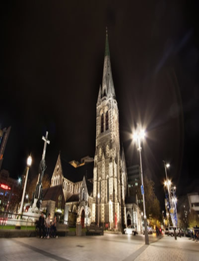 ChristChurch City NewZealand