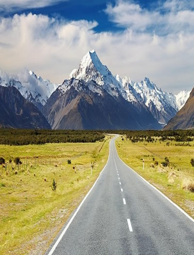 Mount Cook -Mount Cook