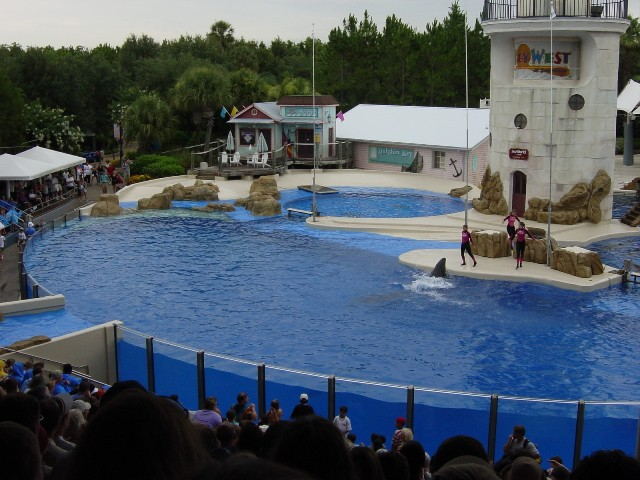 Sea World, Orlando