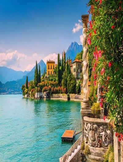Lake Como-