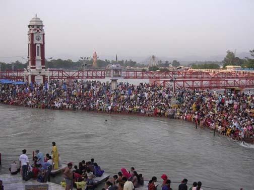 Har-ki-Pauri - Haridwar