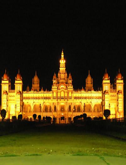 Mysore-Mysore Palace