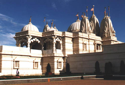 Swaminarayan Temple - London