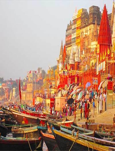 Varanasi-Kashi Ghat