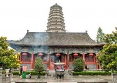 Beijing Xian Shanghai