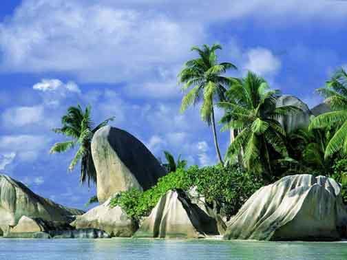 Lle Aux Cerf Island - Mauritius
