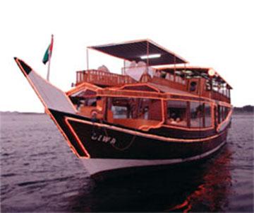 Dhow Cruise - Dubai