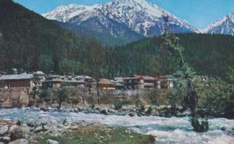 Pahalgam View