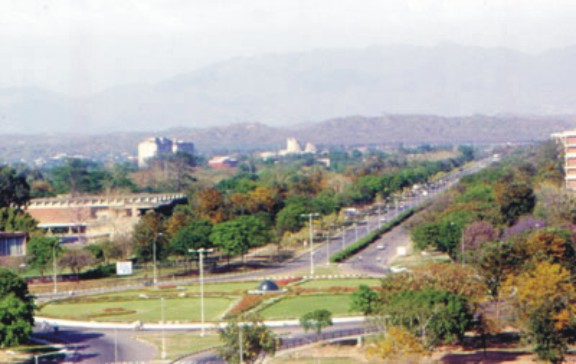 Chandigarh View