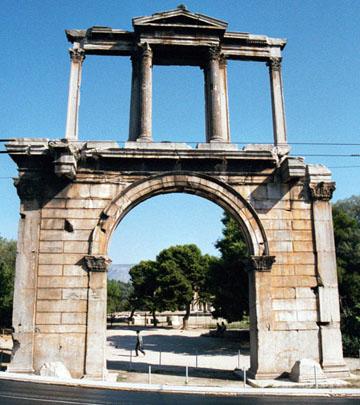 Hadrian's Arc
