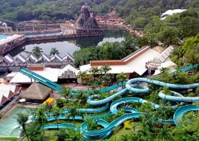 Genting Highlands Sunway Lagoon