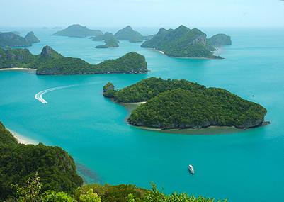 Phuket Krabi Koh Samui