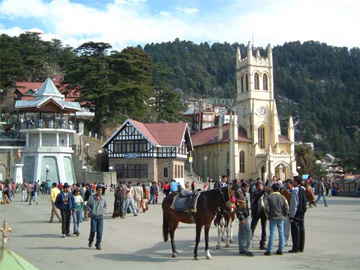 Himachal with Amritsar