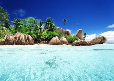 Mauritius wih Seychelles