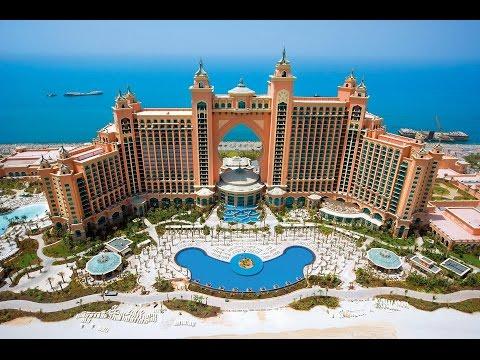 Dubai With Atlantis And Lapita