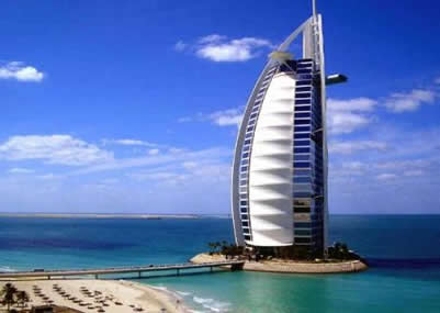 Dubai with 5* Hotel