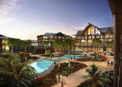 Dubai With Lapita Resort
