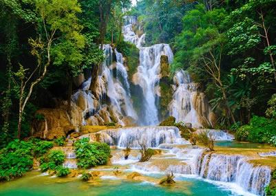 Thailand Cambodia Vietnam Laos