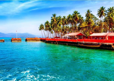 Andaman By Flight