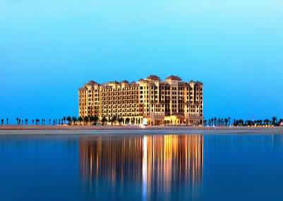 Dubai Lapita Resort with Ras Al Khaimah