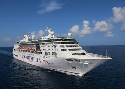 Cordelia Cruise Mumbai  Lakshadweep Goa  Mumbai