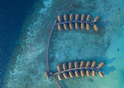 Centara Ras Fushi ( All Inclusive ) Maldives