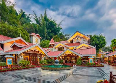 Mayfair Hotels Kalimpong Gangtok  Yarlam Lachung