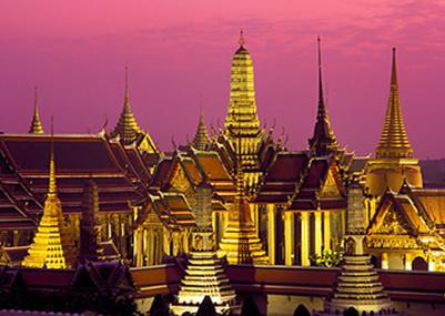 Thundering Thailand