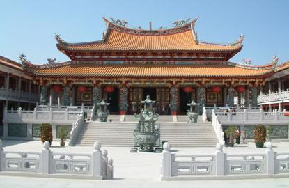 Temple,Macau