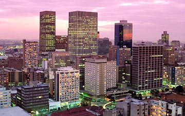 Johannesburg - City View