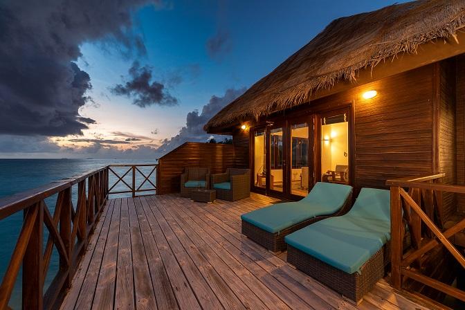Water Villa Ocean View