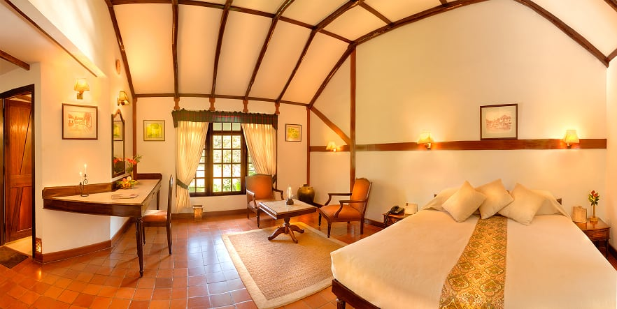 Coorg Hotel Room Interior
