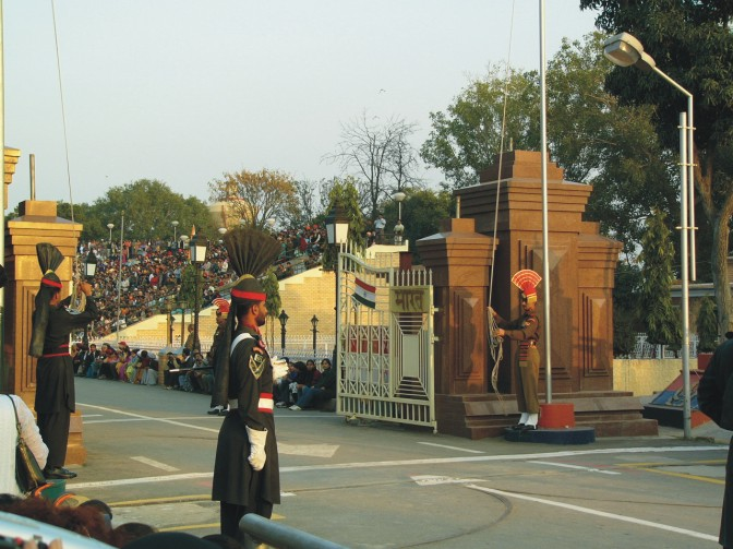 Military Parade - Wagha Border
