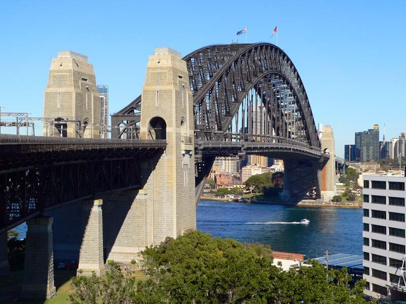 Harbour Bridge,Sydney