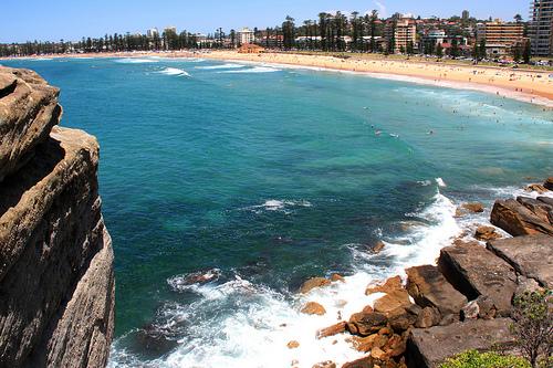 Manly Beach,Australia